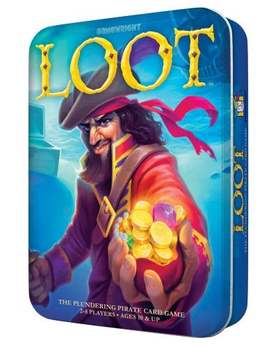Loot Deluxe Tin Game
